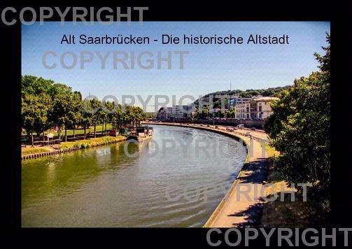 Fotografie Peter Hofmann - Kalender Historische Altstadt Saarbrücken A4