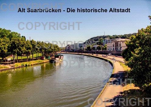 Fotografie Peter Hofmann - Kalender 2017 Historische Altstadt Saarbrücken